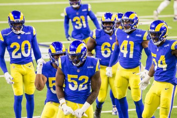 Rams Stingy Defense Leads to Dominant 24-10 Victory Over Bears - Los Angeles Sentinel   Los Angeles Sentinel   Black News