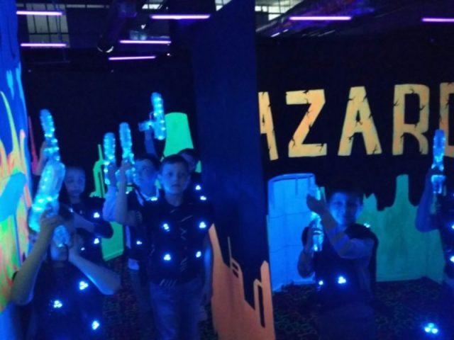Лазертаг клуб Атака
