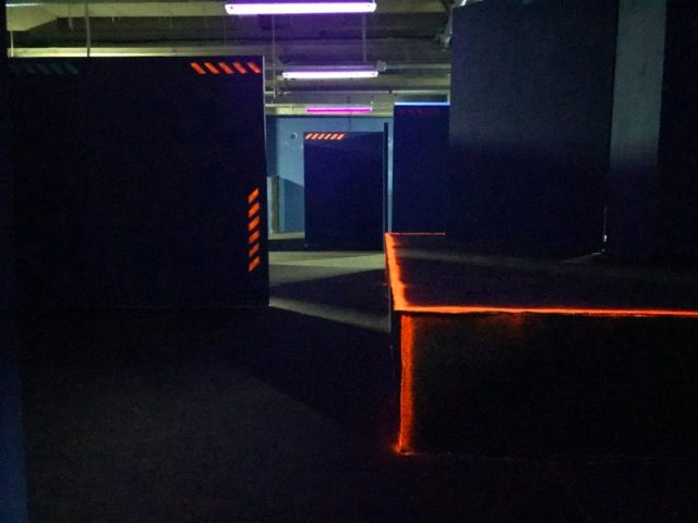Лазертаг клуб Звездный 58 в Пензе