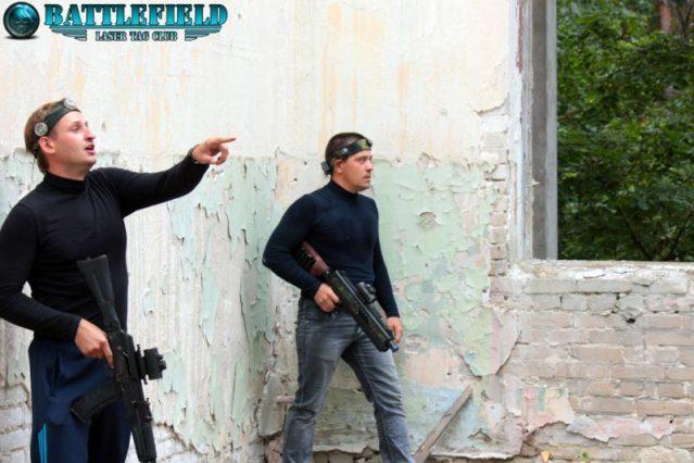 Лазертаг-клуб Battlefield в Липецке