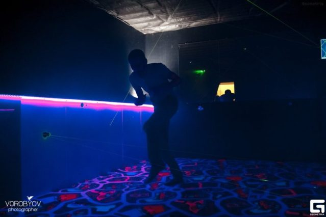 Лазертаг клуб ExitGames в Ярославле