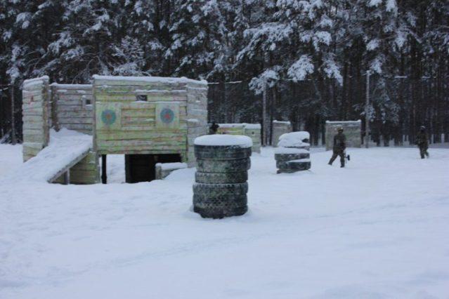 Лазертаг клуб Точка во Владимире