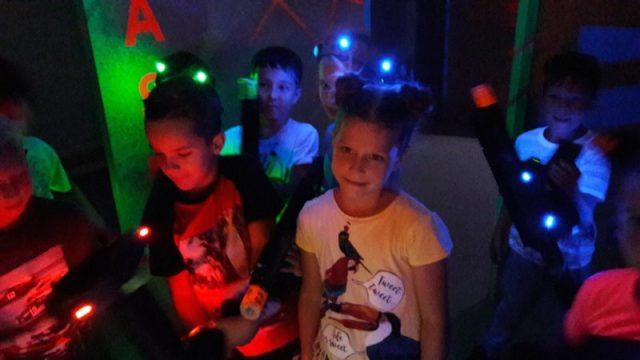 Лазертаг клуб Арена Contra City в Набережных Челнах