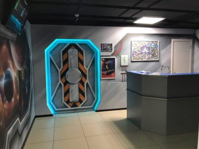 Лазертаг клуб Ареон в Орле