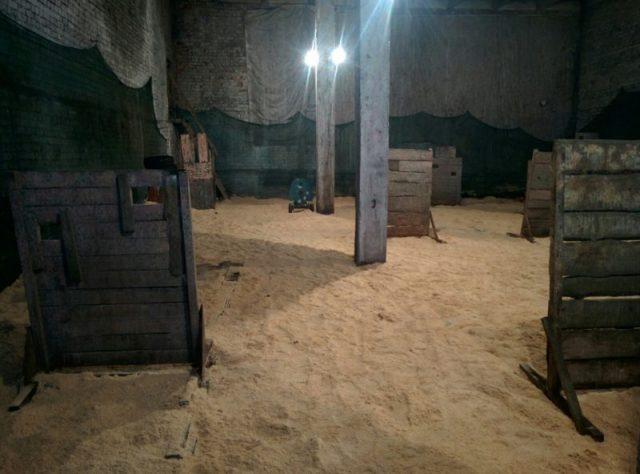 Лазертаг клуб Вторжение в Чите