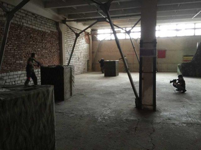 Лазертаг клуб СS-GO в Уфе