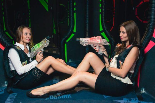 Лазертаг-клуб Космик