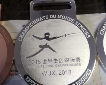 medale grawerowane w msoiązu pozałacane, srebrzone, miedzieowane (2)