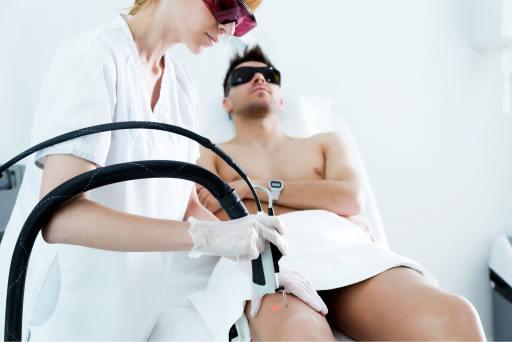 Treatment on man