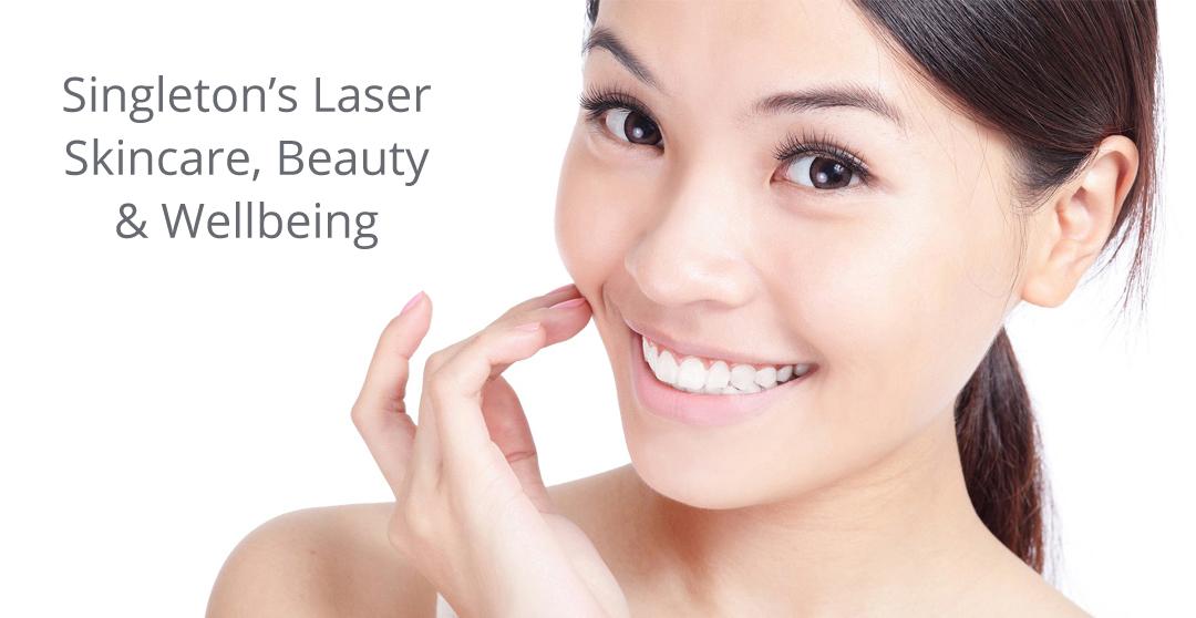 Laser & Lipstick Singleton