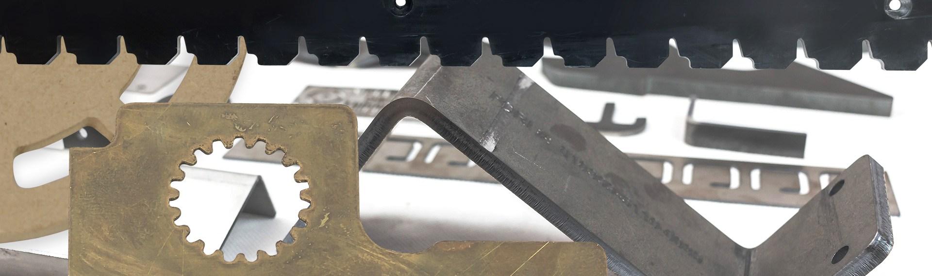 Los tipos de materiales que se utilizan en el corte láser y CNC