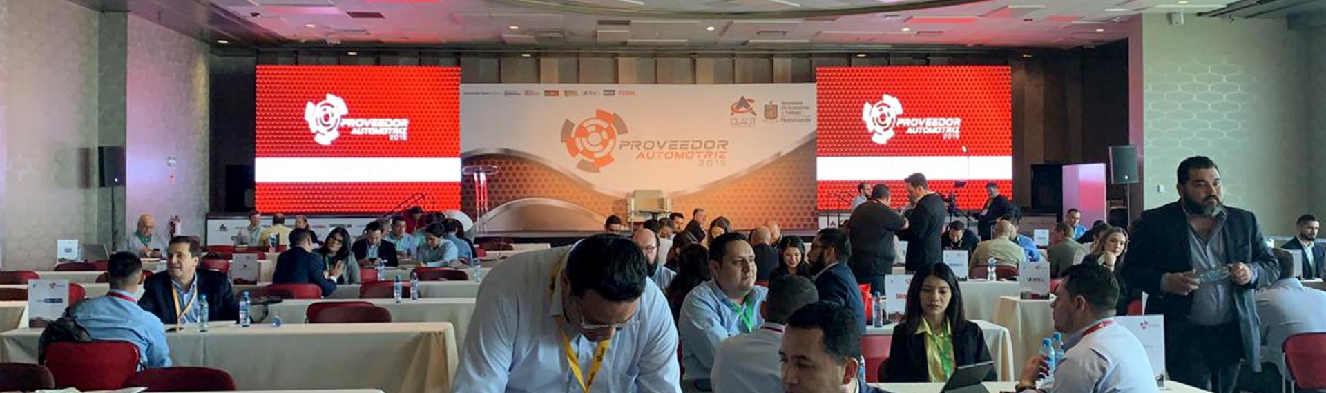 LARCS presente en la Expo Proveedor Automotriz 2019