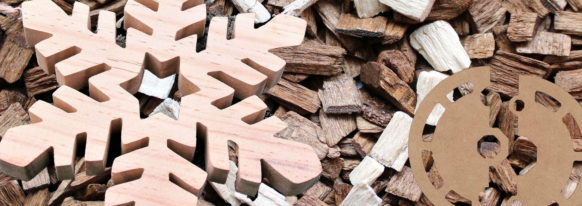 Corte de maderas y MDF