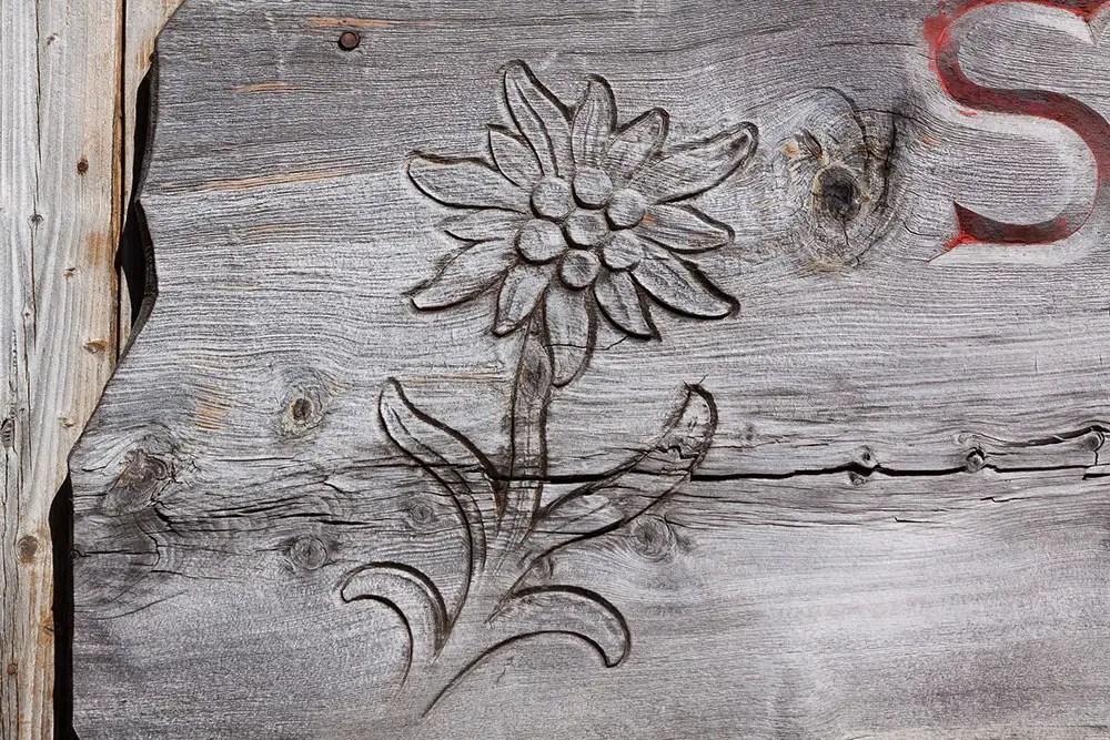 how to darken laser engraving on wood