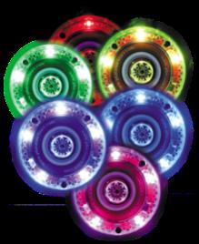 Multicolor Lasertag Ziele