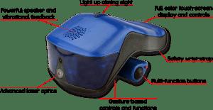 Features des Hero Blast Lasertag Systems