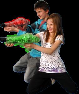 Begeara Lasertag Kids