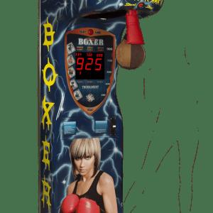 Boxautomat Modell Dynamic - Motiv Airbrush Thunder