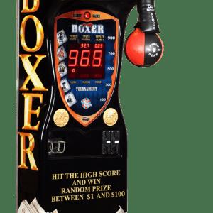 Boxautomat Modell Cash mit Bargeldgewinnausgabe - programmierbare Gewinnausschüttung.