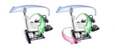 3 Achsen Virtual Reality Stuhl