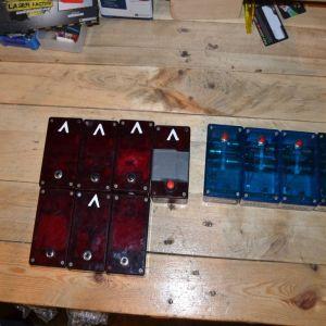 Lasertag Gaming Boxen Ammo/REspawn etc