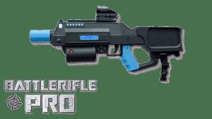 Battle Rifle Pro Lasertag Markierer