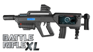 Battle Rifle Pro XL Lasertag Gewehr