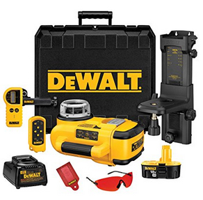 Dewalt DW079KD Rotary Laser with Laser Detector Review