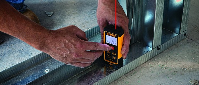DEWALT DW03050 Laser Distance Measurer Review