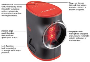 Leica LINO L2 Laser Level Self Leveling Cross Line Review