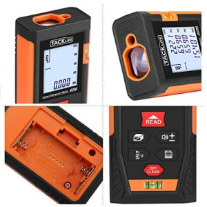 Tacklife HD Mute Laser Measure Review