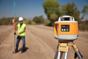 How To Use A Rotary Laser Level To Level Ground