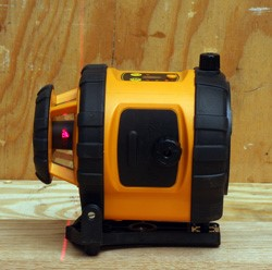 Johnson Self-Leveling Rotary 800™ Laser Level Review