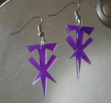 Have a favorite symbol? Turn it into a tangible piece for wear!