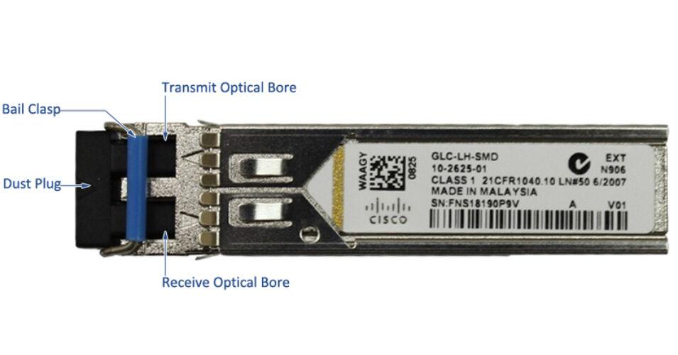 Cisco GLC-LH-SMD. Tipo di interfaccia: SFP, velocità di ...