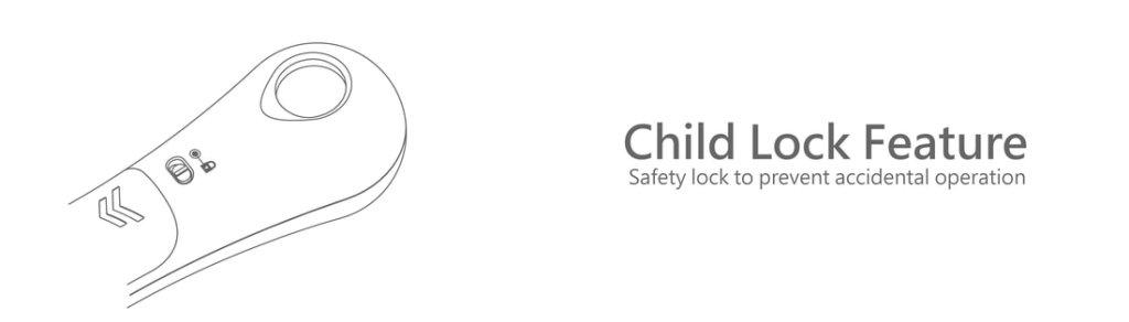 child lock feature