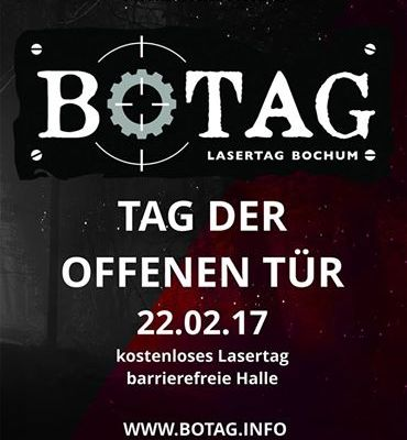 BoTag Lasertag Bochum