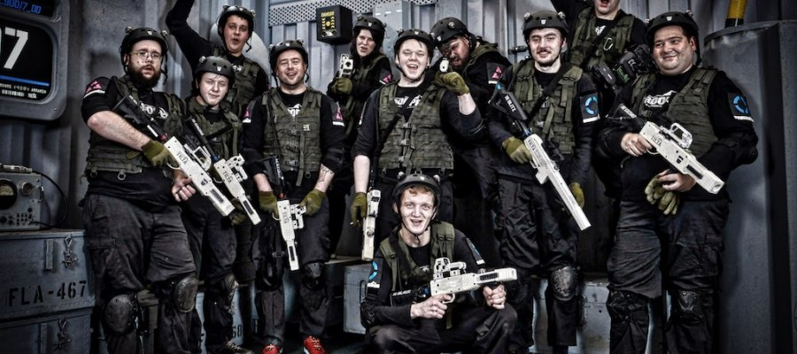 Lasertag Teams in Deutschland