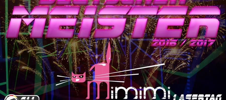 GLL Meister 2016 Lasertag Deutschland