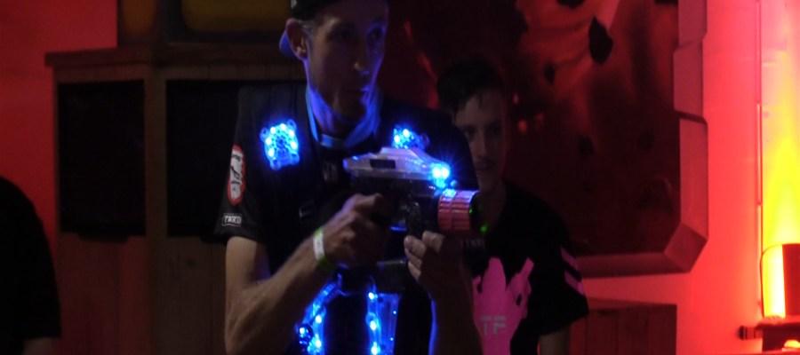 Night Bremen Lasertagfans