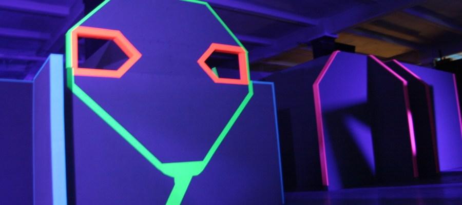 Event Center Playhouse Lasertag Arena