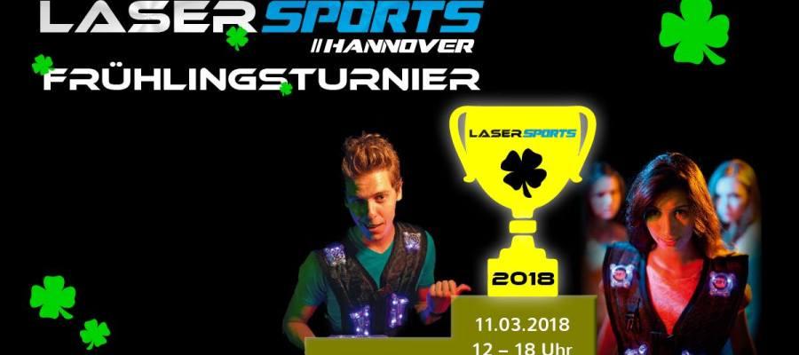 Lasersports Hannover Frühlingsturnier lasertagfans