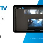 LaserTV | Screen Test (Light & Dark)