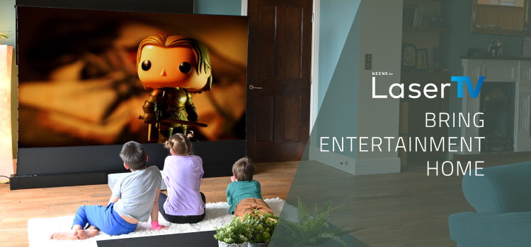LaserTV | Bring Entertainment Home