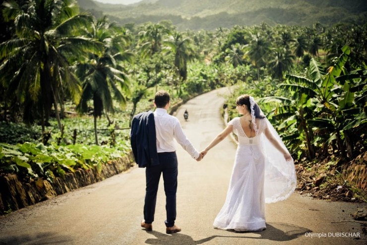 wedding honey moon engagement Las Galeras Samana
