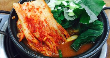 【食記】新竹 🍲漢城館X🙋拉傻最愛的韓食-辣馬鈴薯大骨湯