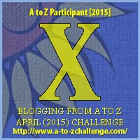 A To Z Challenge – X Is For Xscape