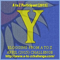 A To Z Challenge – Y Is For You