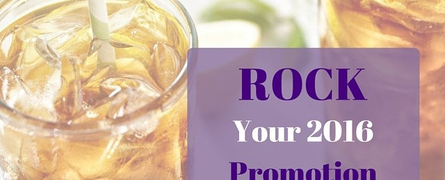 ROCK Your 2016 Promotion Calendar