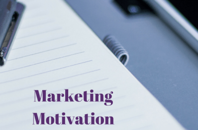 Marketing Motivation: How do you keep up with what you are doing with your promotion?